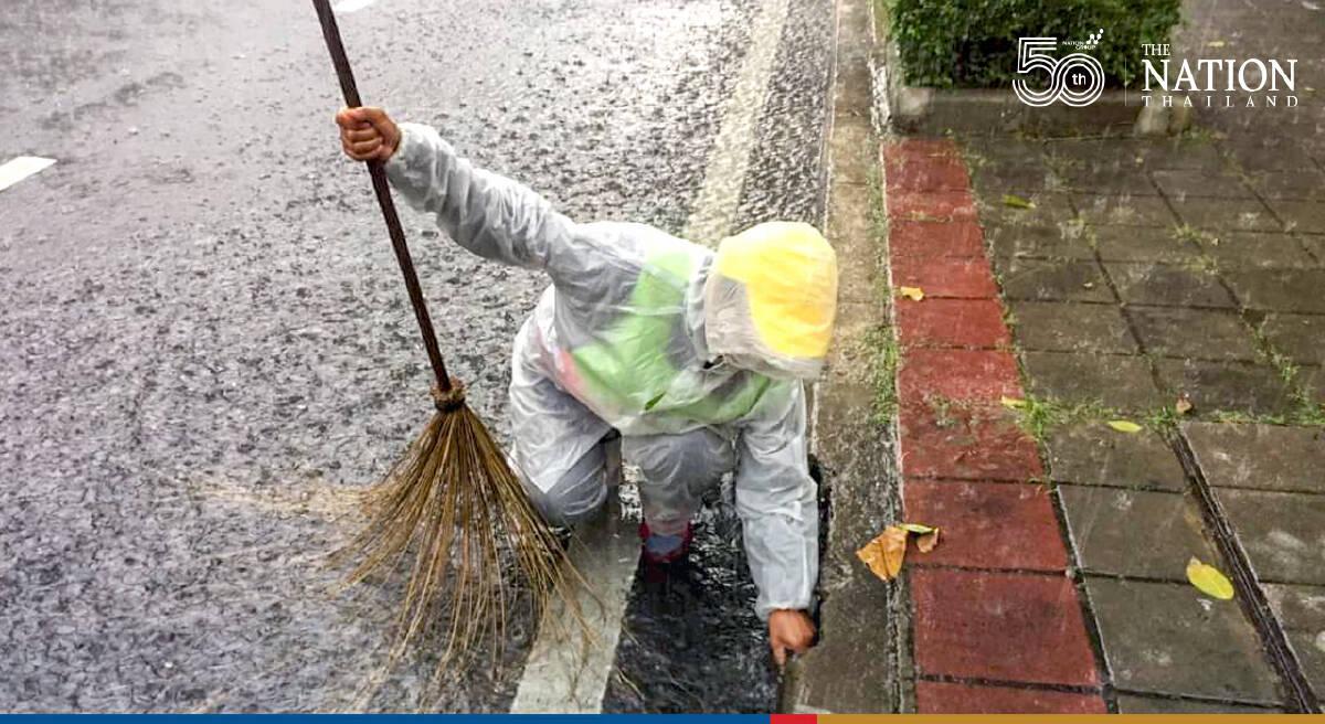Bangkok issues Oct 1-5 flood alert for riverside residents