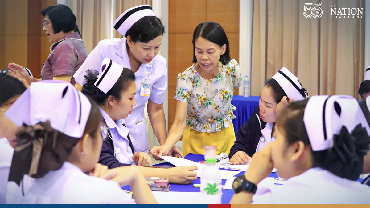 Thailand and Germany announce the success on improving safety standard for healthcare personnel in Thailand