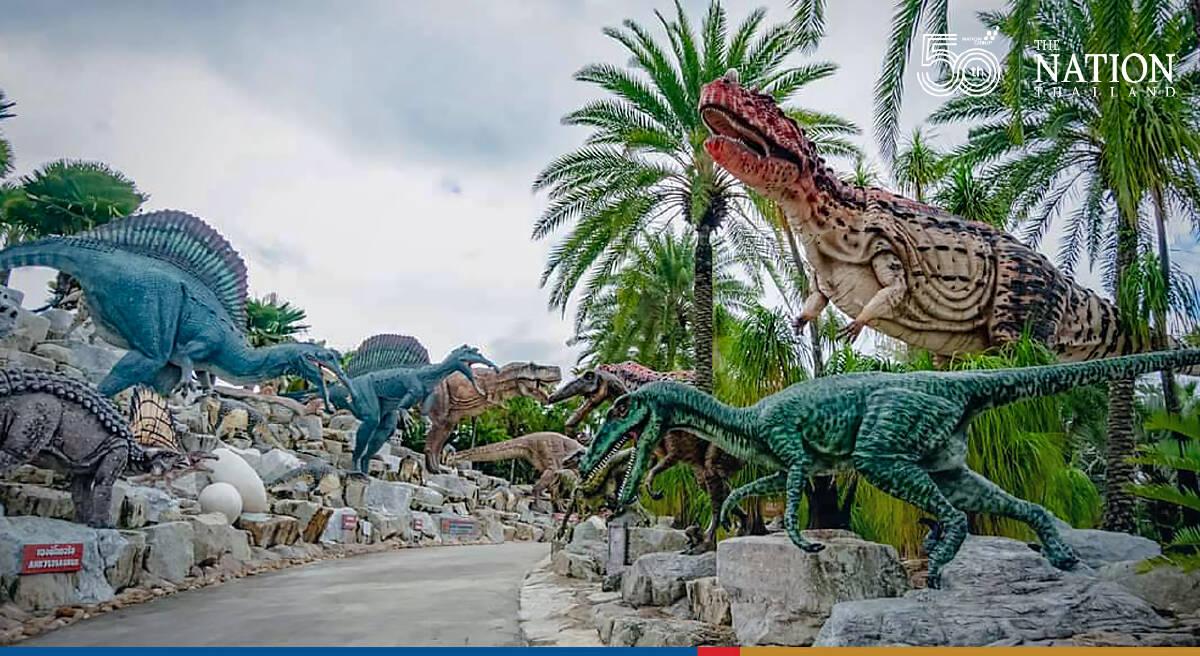 Nongnooch Garden Pattaya's dinosaur valley named top attraction