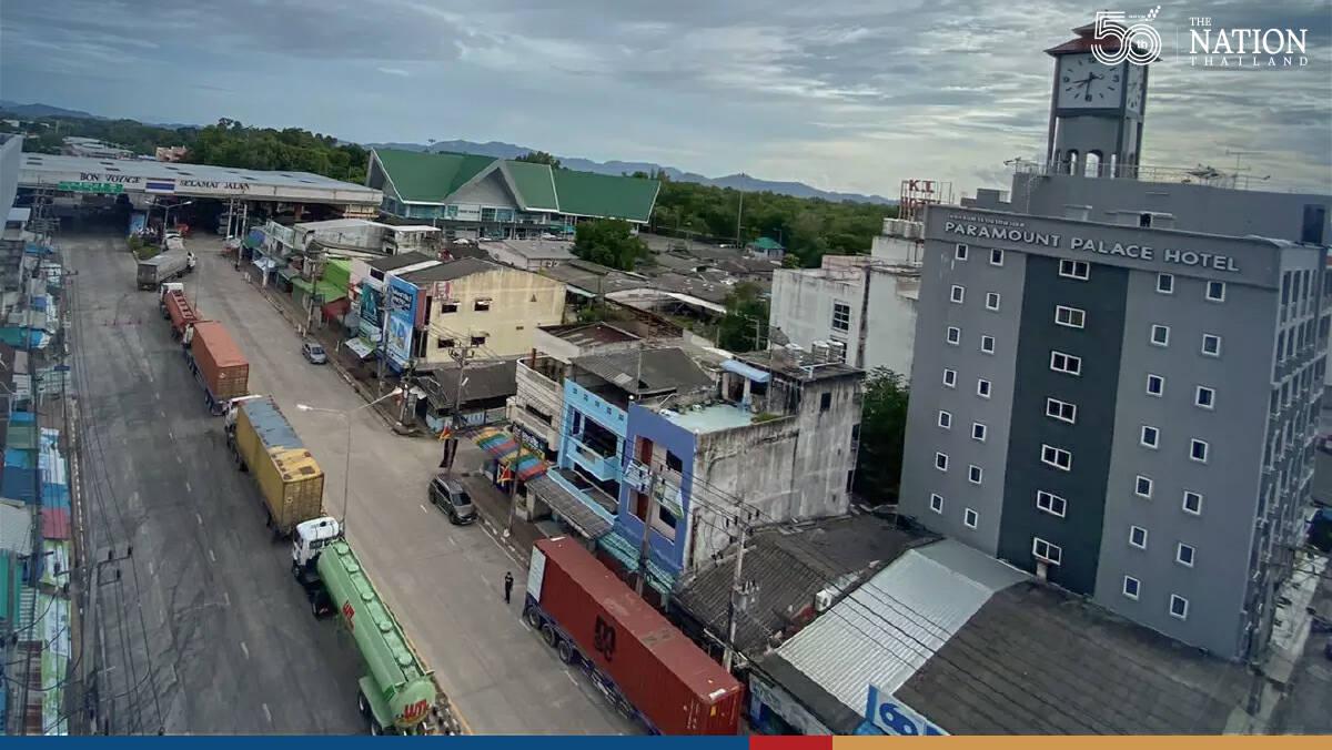 Songkhla private sector recommends Dan Nok Sandbox