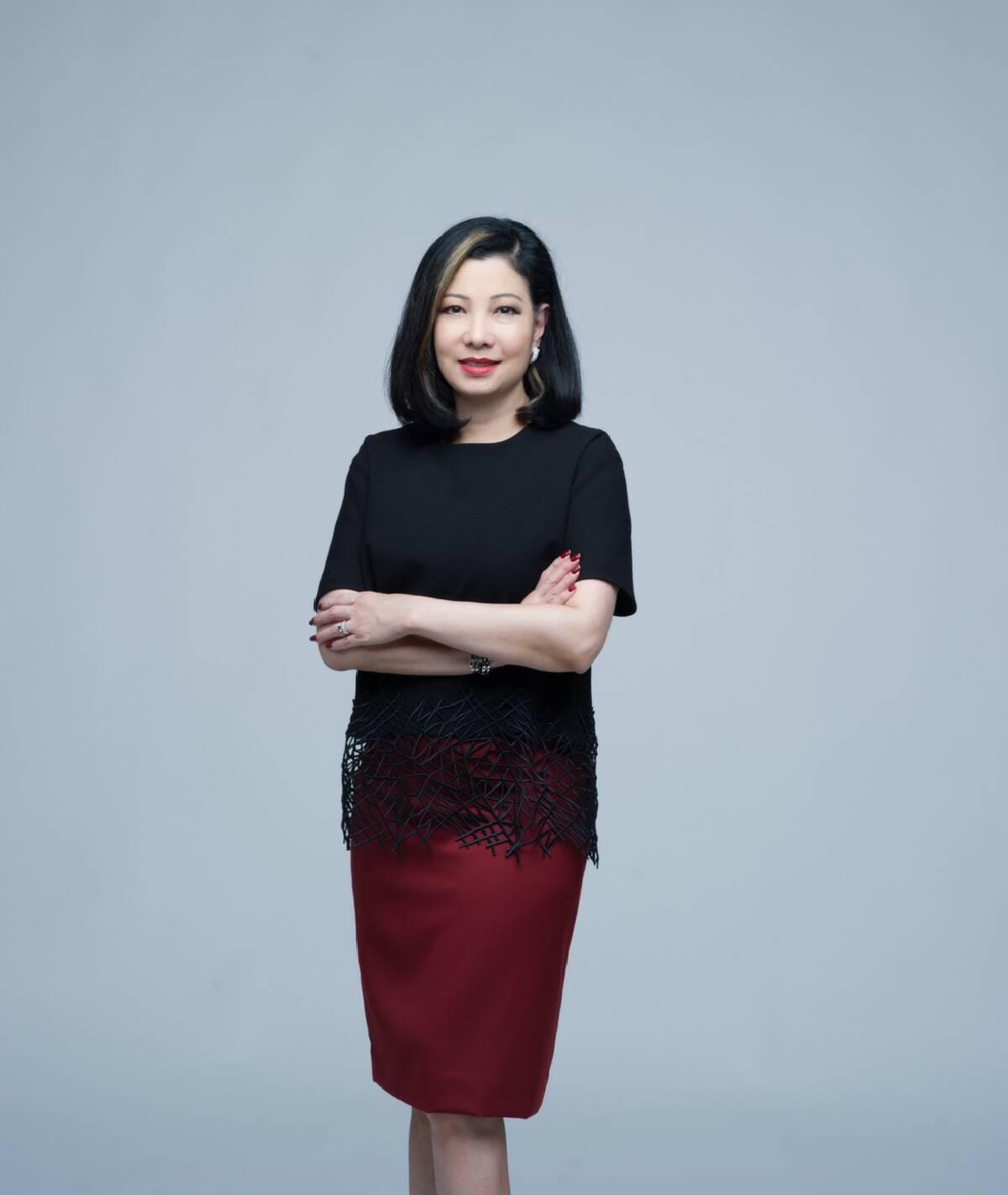 Ms. Chadatip Chutrakul, Chief Executive Officer of Siam Piwat Group
