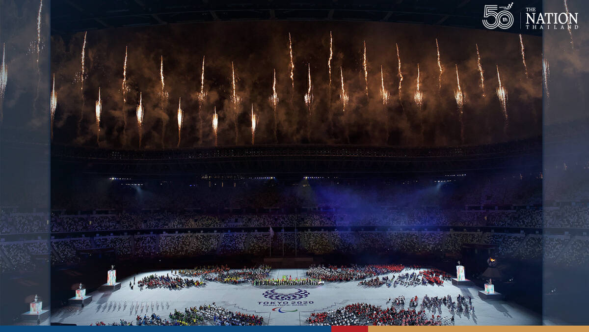 The medal summary for Thai athletes at the Tokyo 2020 Paralympic Games