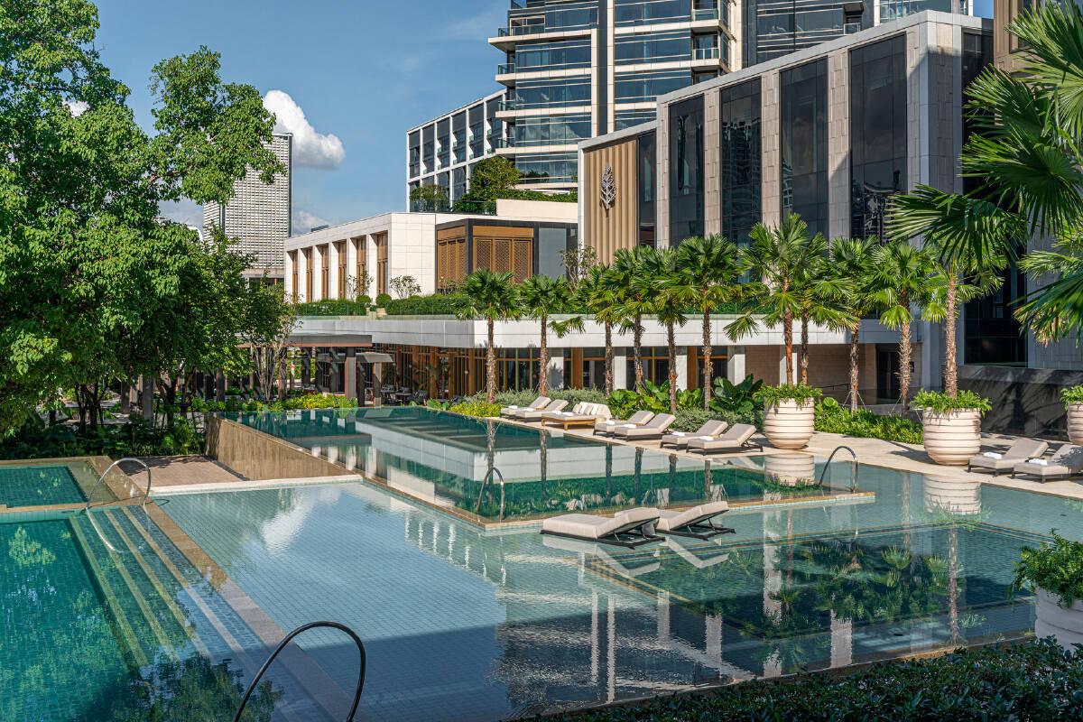 Four Season Hotel Bangkok