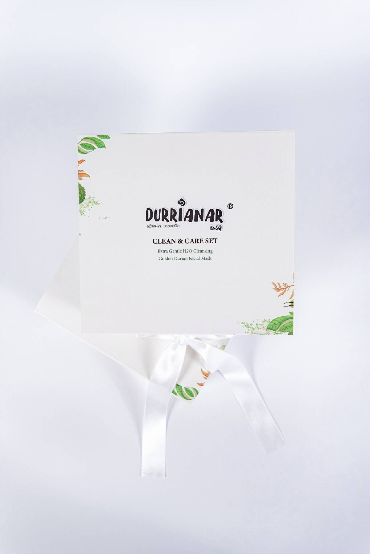 """Thailands first and only durian skincare """"Durrianar by SQ"""" launched in ASEAN with emphasis on the Chinese market through Alibabas Tmall"""