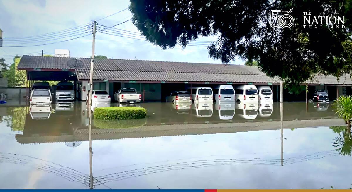 Health Ministry striving to solve flooded-hospital problem