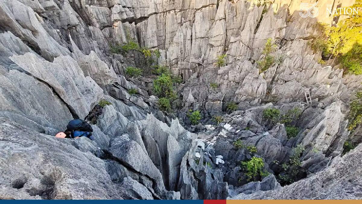 Thailand's spectacular hidden gem – Phitsanulok's limestone mountains