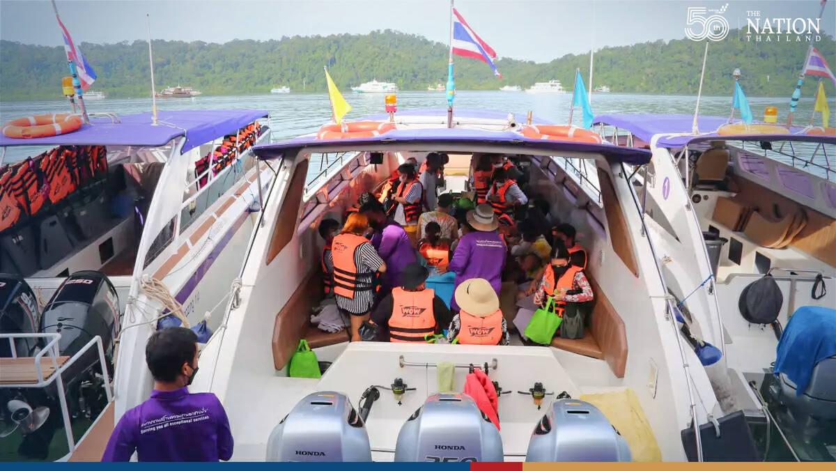 Beautiful Similan, Surin islands finally open to tourists