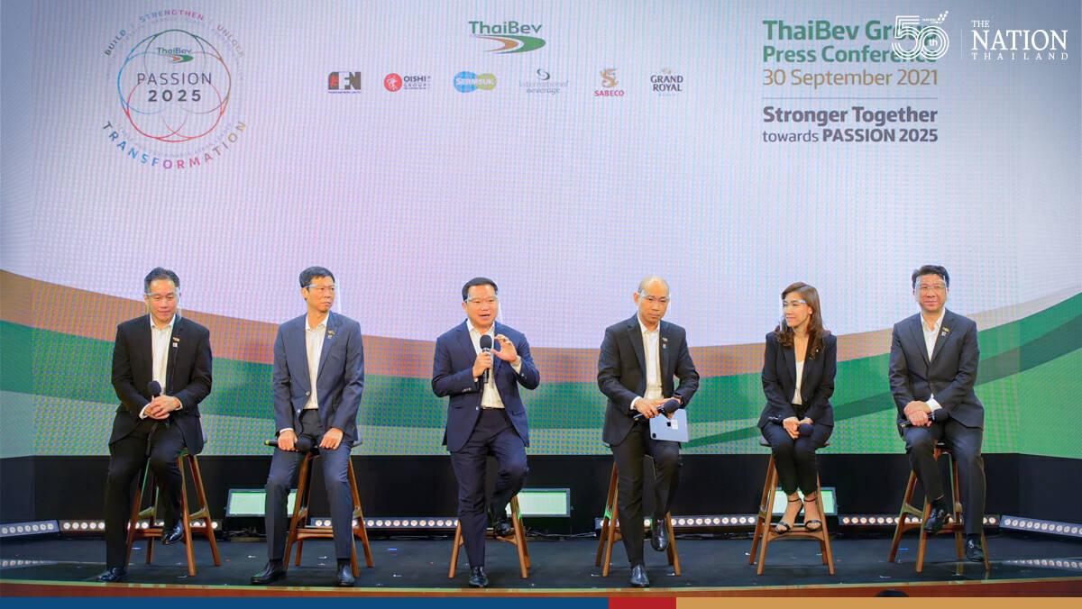 ThaiBev still strong despite Covid-19 crisis, says CEO