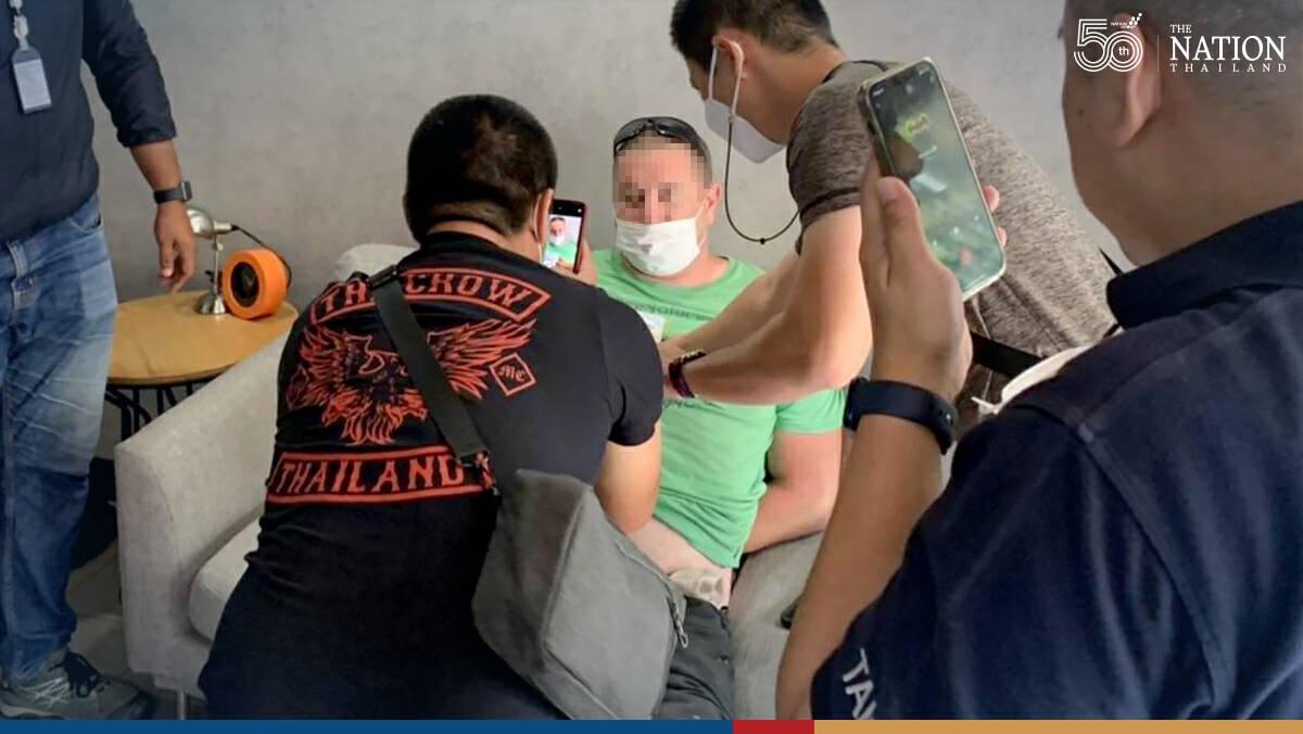 American nabbed in Bangkok over rape allegations