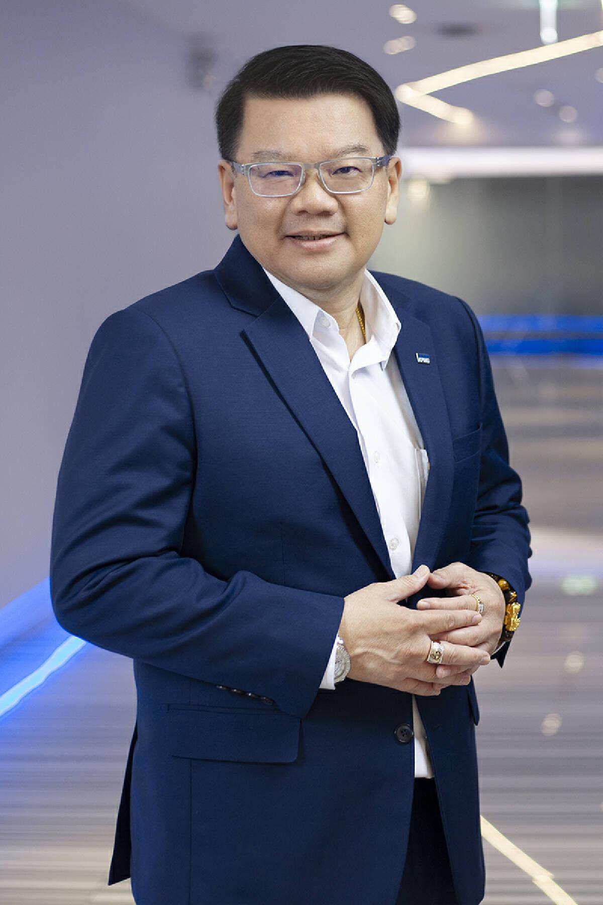 Charoen Phosamritlert, CEO, KPMG in Thailand