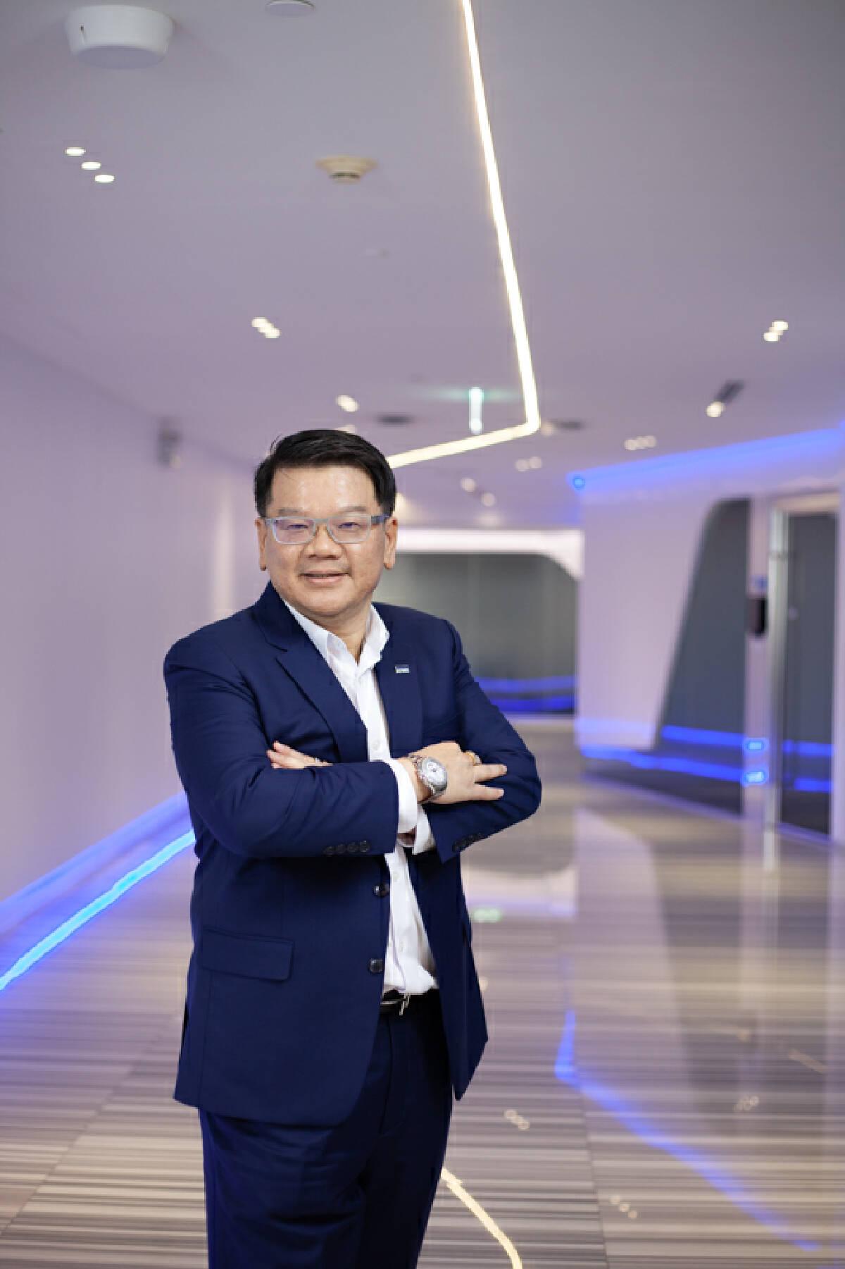 Charoen Phosamritlert, Chief Executive Officer, KPMG in Thailand, Myanmar and Laos.