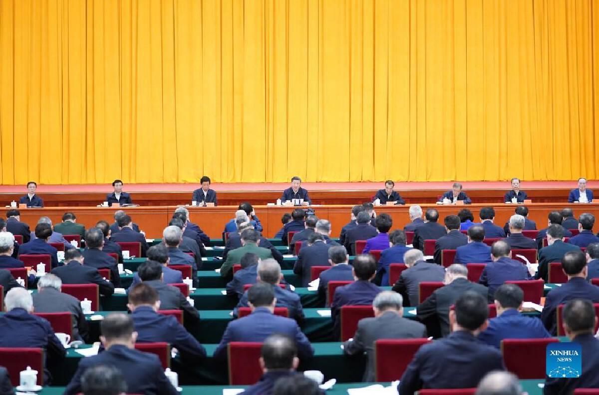 Xi: Democracy a key tenet