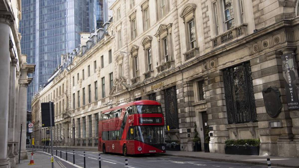 City of London plans for life after covid as its offices remain empty