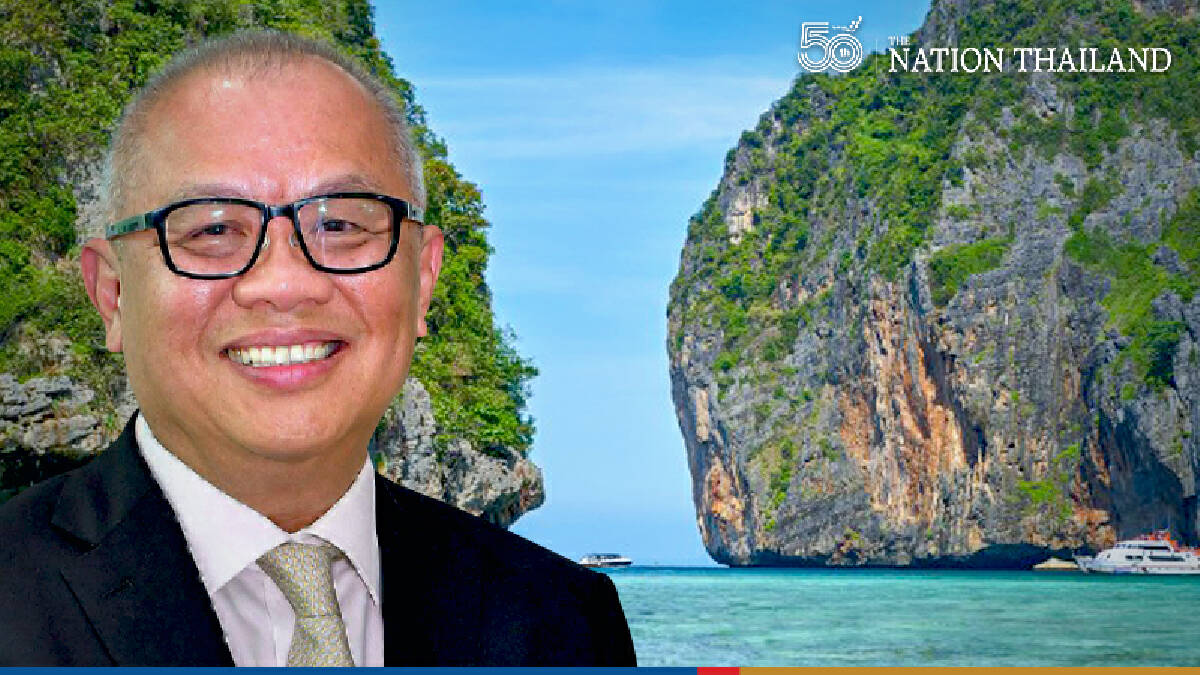 Phuket still scheduled to reopen in July, says deputy PM