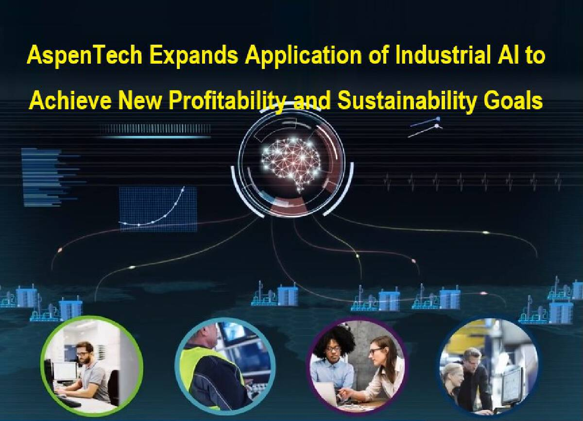 AspenTech Expands Application of Industrial AI to Achieve New Profitability