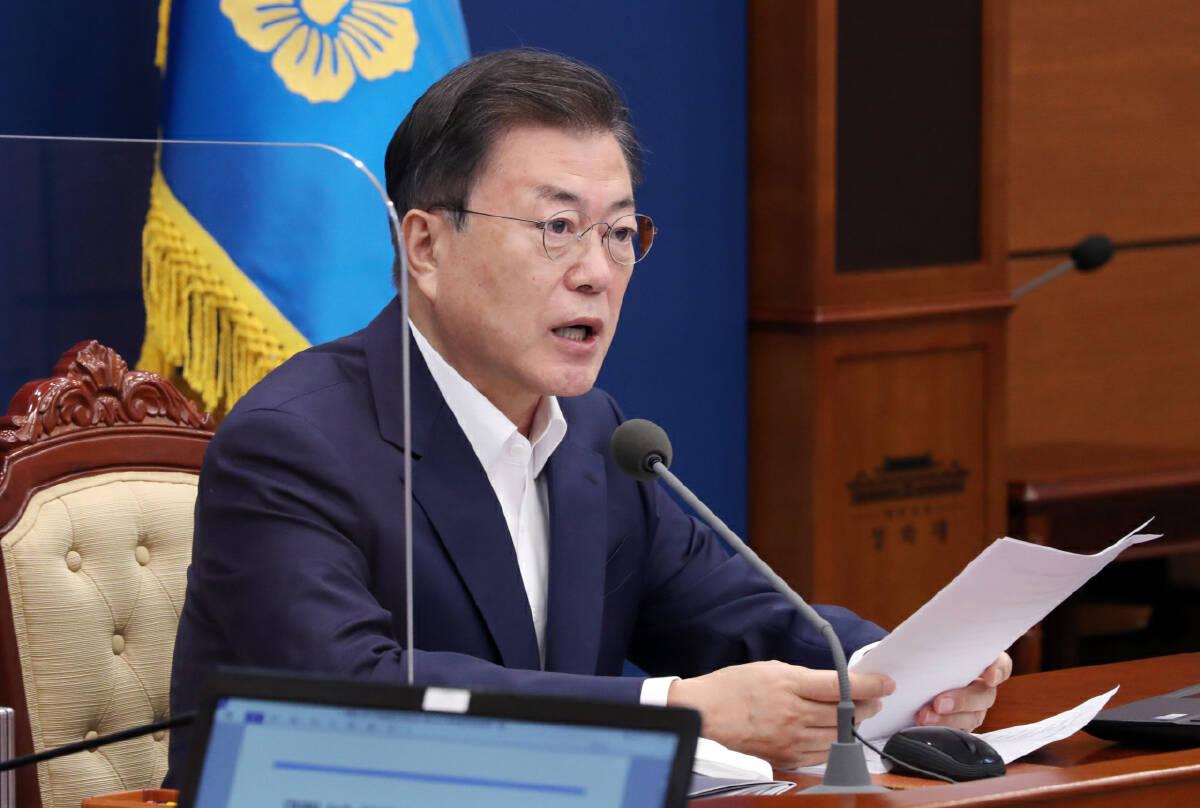 South Korea eyes production hub for COVID-19 vaccines