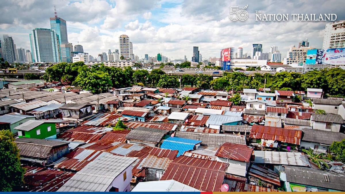 Over 300 Covid-19 cases found in Klong Toei slums in April
