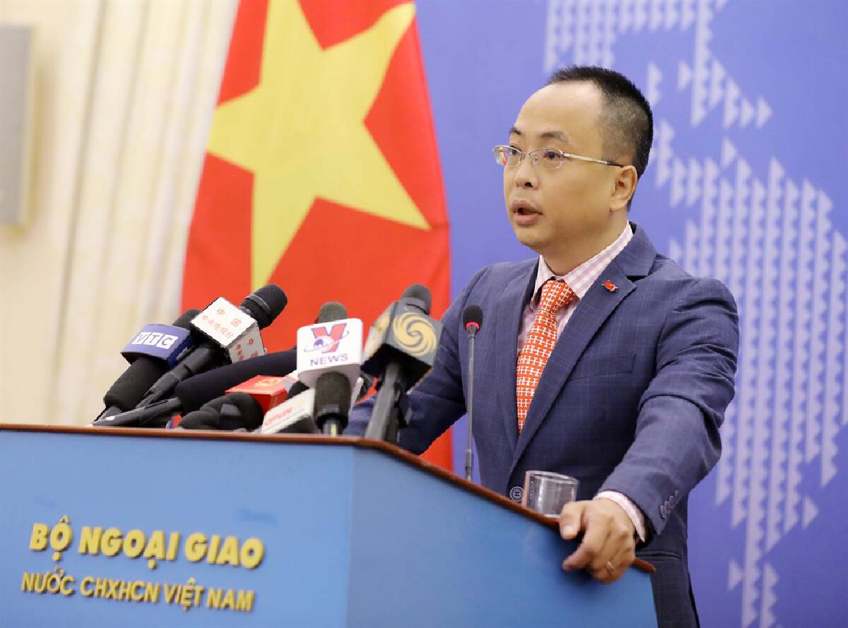Vietnam resolutely rejects China's unilateral fishing ban: Vice Spokesperson