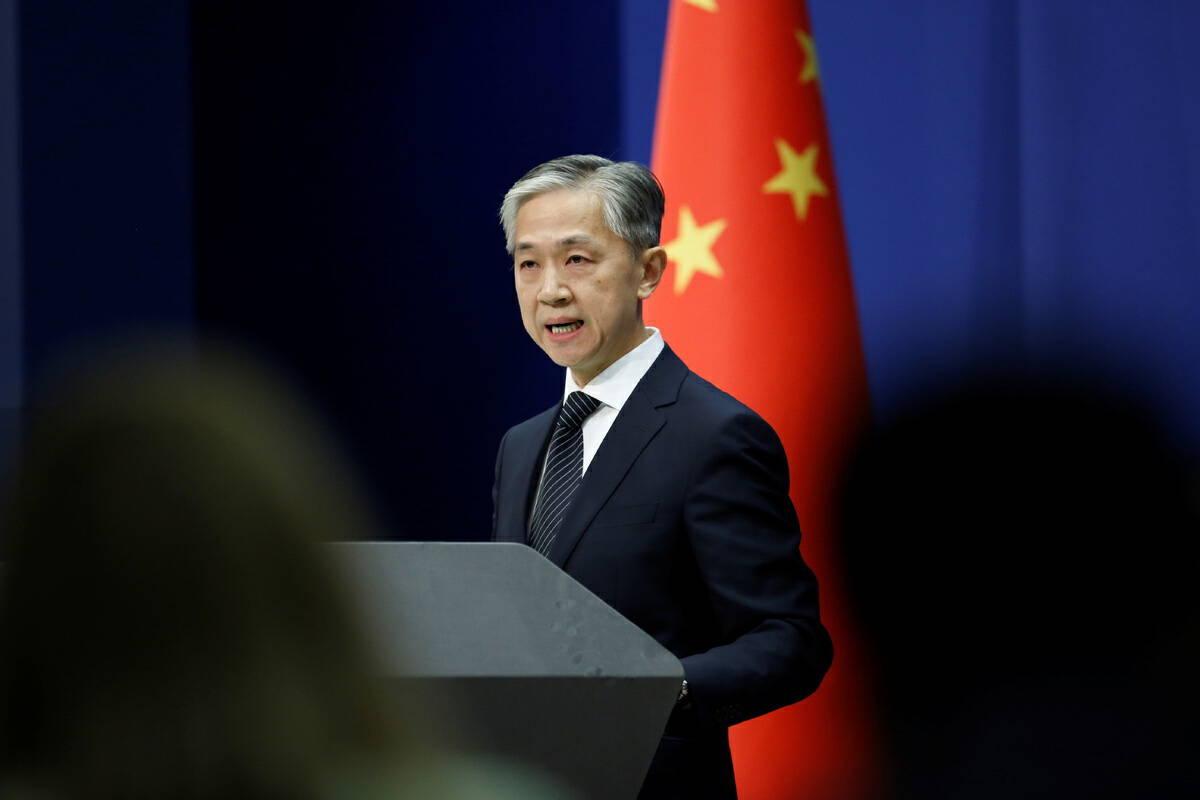 China hits back after G7 attack