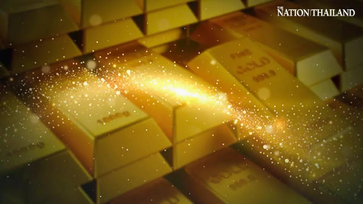 Weakening dollar pushes up price of gold in Thailand