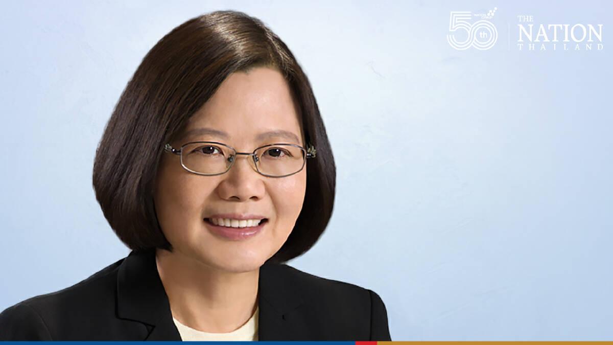 Taiwanese mission in Thailand clarifies President Tsai's remark