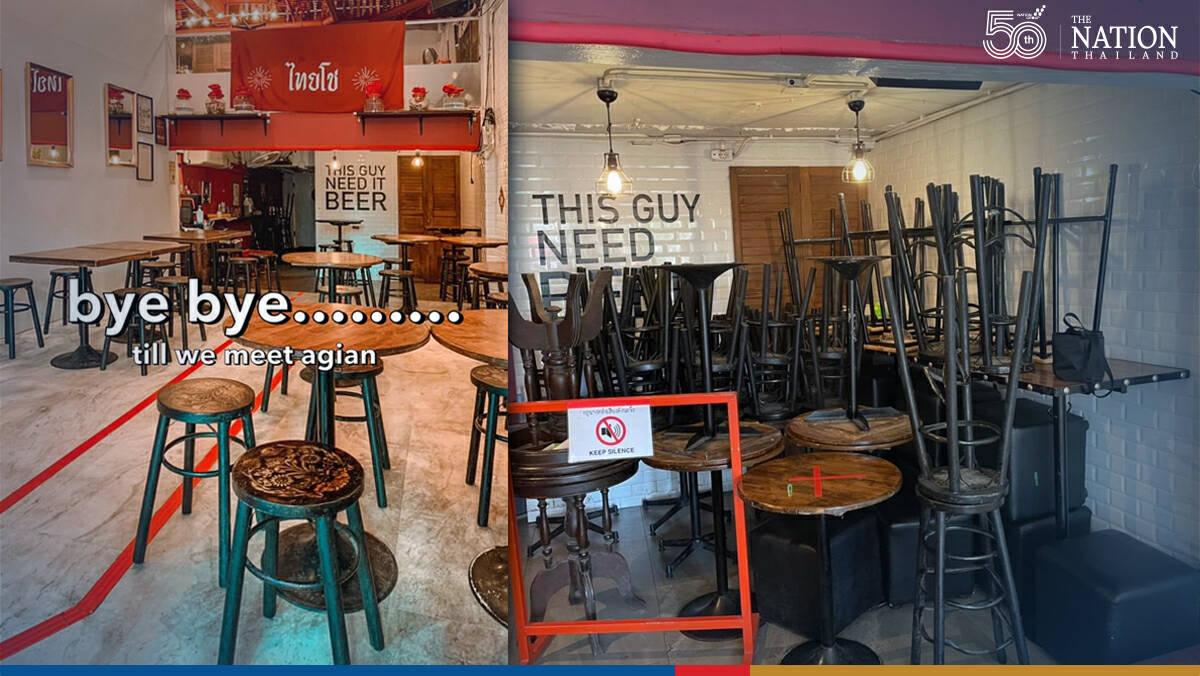 Popular Bangkok bar vows to reopen – if govt changes