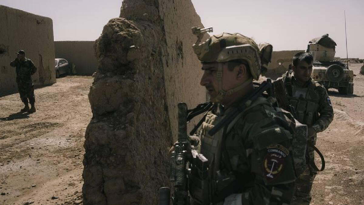 Afghan war enters more brutal phase as U.S. troops begin pullout
