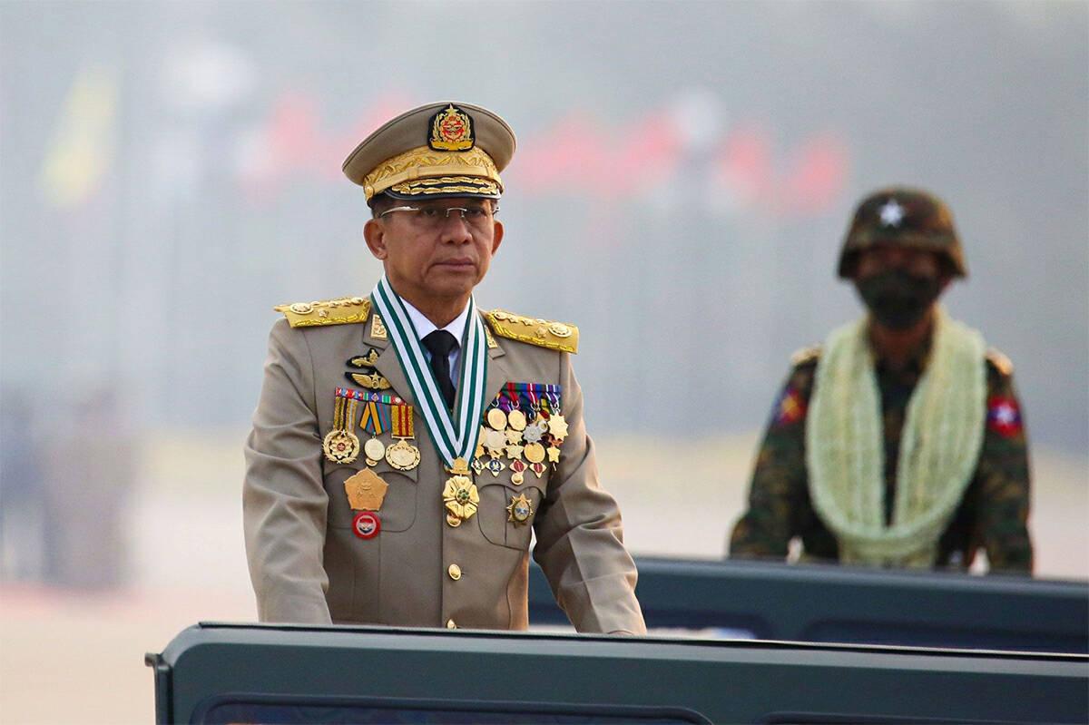 Myanmar junta defends response to crisis amid Asean criticism