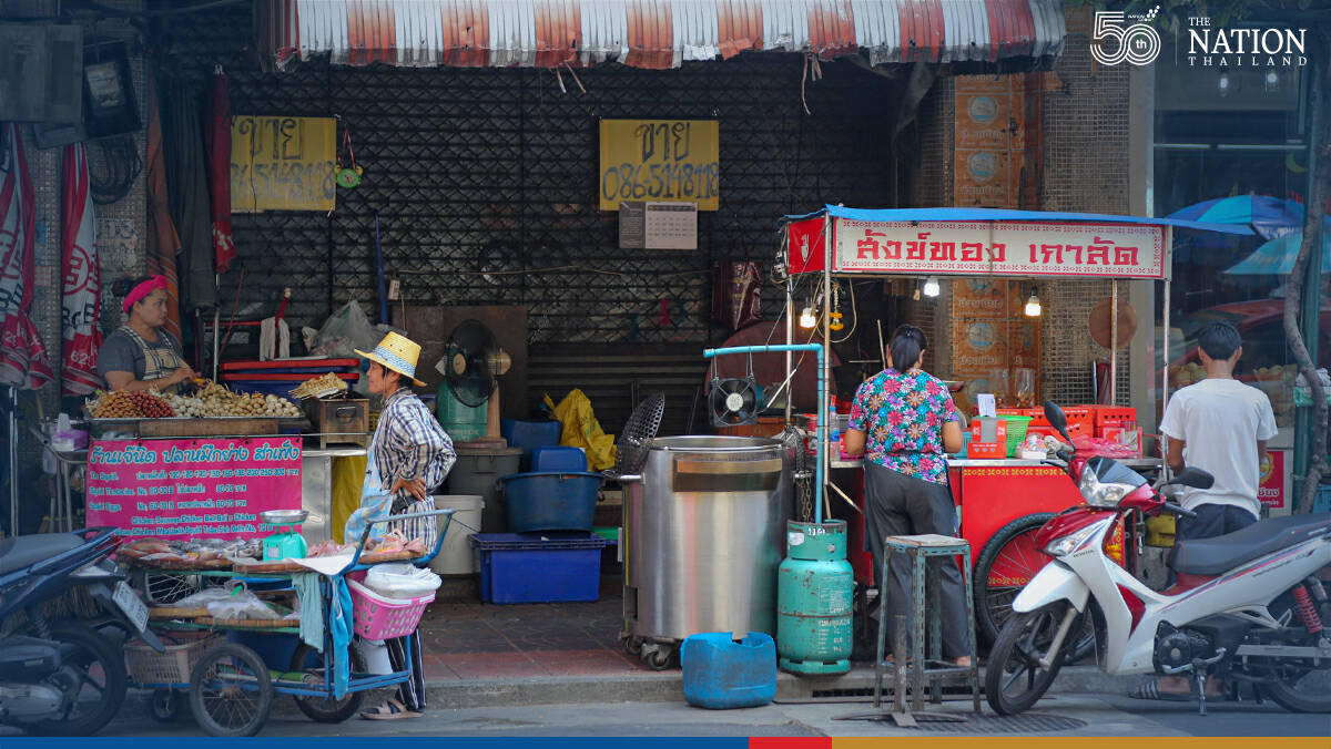 Street vendors and motorcycle taxis get new rules