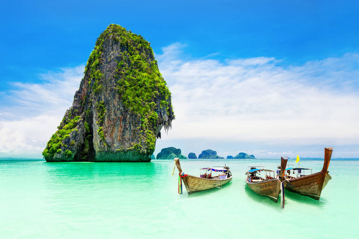Phuket ranked world's 8th best place to visit