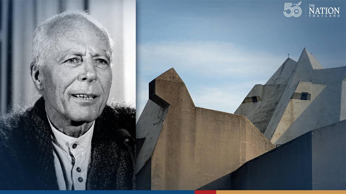 Gottfried Böhm, Pritzker-winning architect who sculpted in concrete, dies at 101