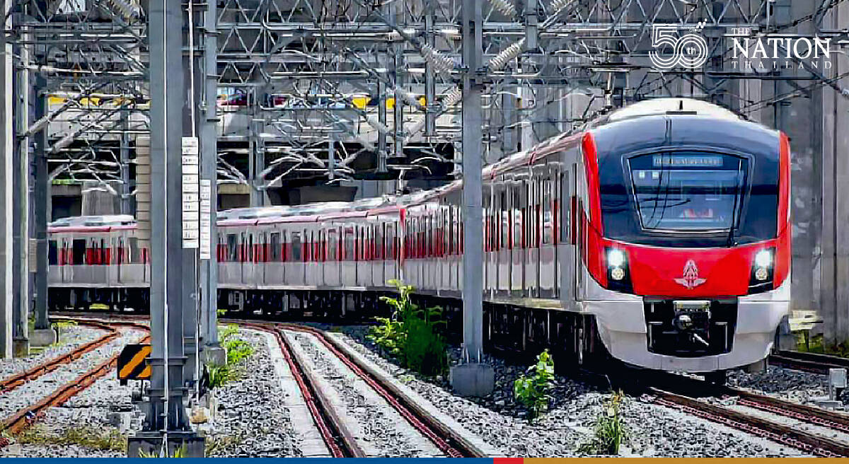 SRT aims to have all Red Line extensions running by 2025