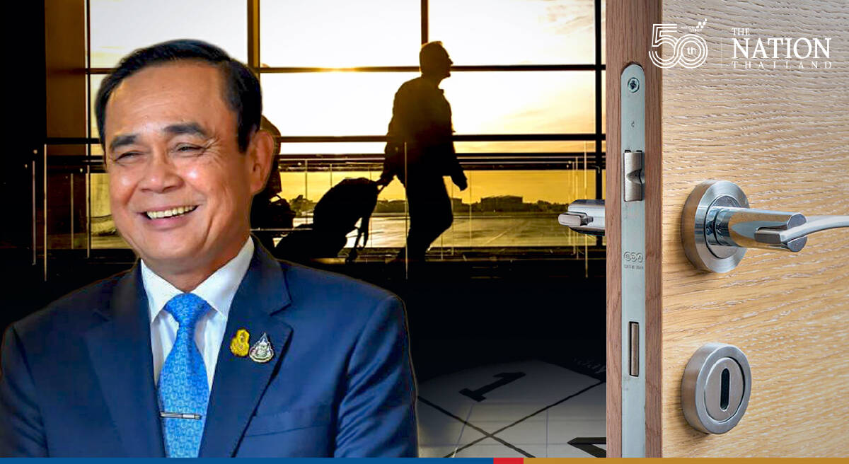 Prayut downplays fears of surge in infections after Nov 1